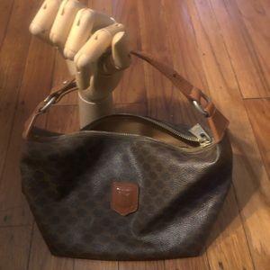 Authentic vintage Celine mini handbag